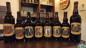 berthiaume série bières