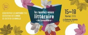 rdv littéraire logo