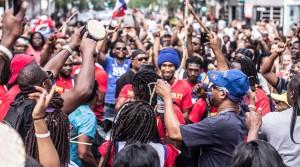 fest haiti défilé rara