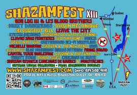 shazamfest affiche