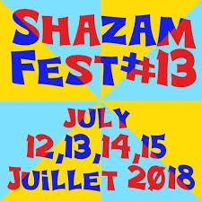 shazamfest panneau