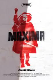 maxima affiche