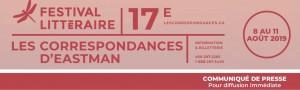 corresondances logo