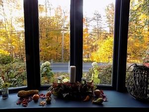 décoration fenêtre