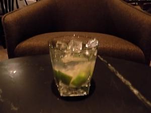 rhum blanc verre
