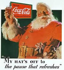 pere noel coca cola
