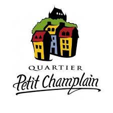 petit champlain logo